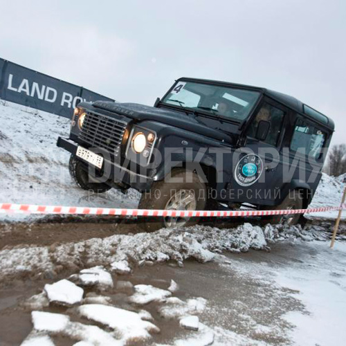 LAND ROVER DAY – ТЕСТ-ДРАЙВ